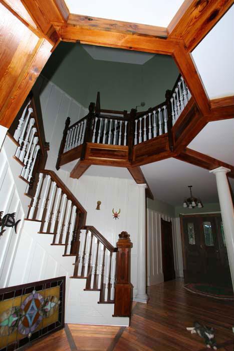 The Octagon House | Kara O'Brien Renovations | Atlanta, GA