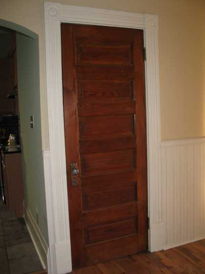 old house interior door styles