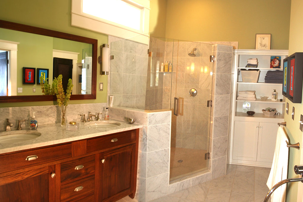 Bathrooms Kara OBrien Renovations Atlanta GA - Renovated bathrooms