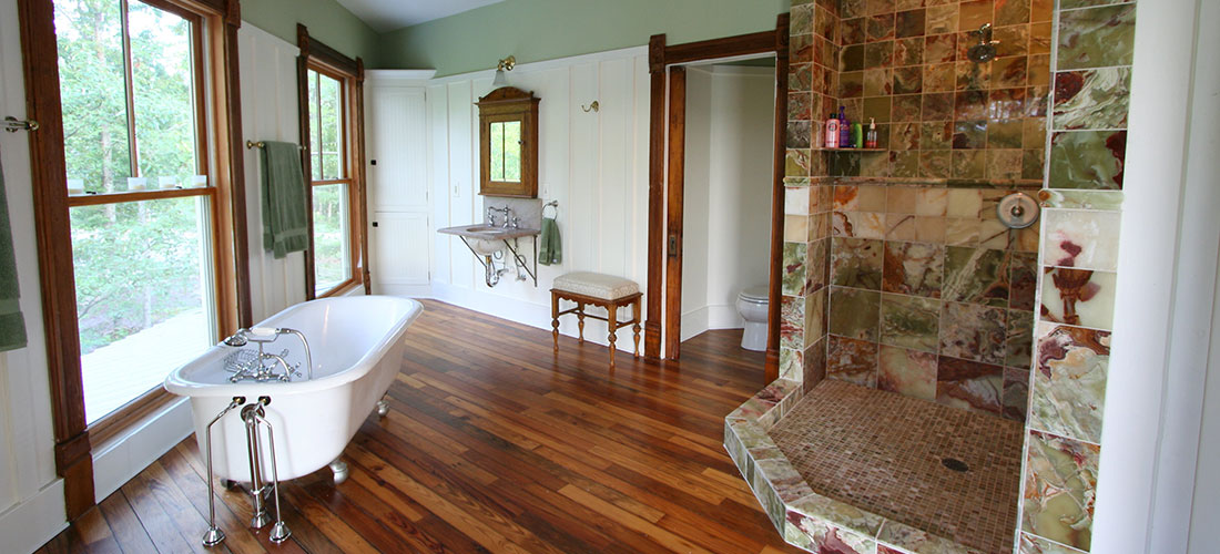 Kara OBrien Renovations - Historic bathroom remodel