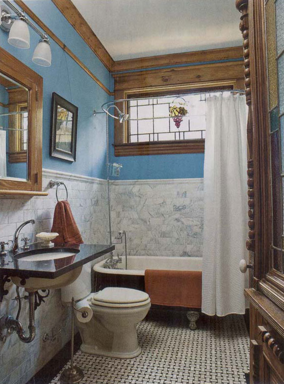 Small Bathroom Remodel This Old House sarah remodeling her bathroom. sauder village remodeling this old